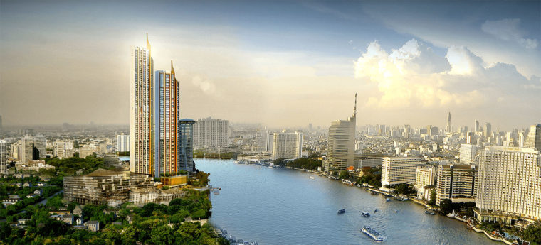 Icon siam magnolias bangkok condo for sale 1