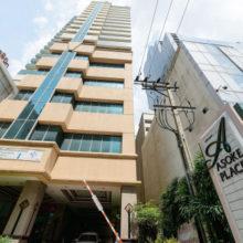 Asoke place condo bangkok