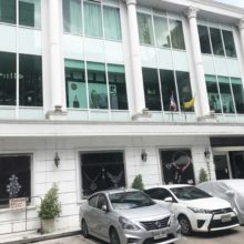 Building in silom for sale