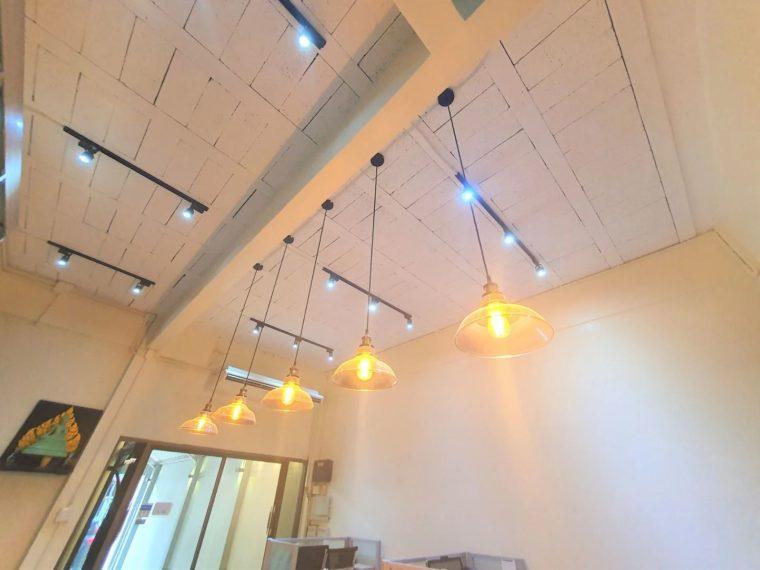 Modern loft office in ramkhamhaeng 10
