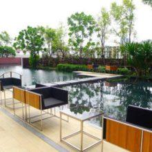 Wyne sukhumvit bangkok condo for sale swimming pool 600x385